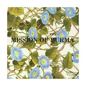 Mission Of Burma: Vs. - Cover