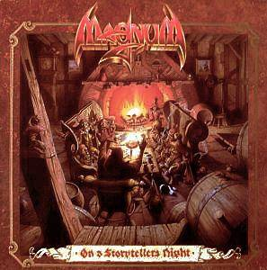 Magnum: On A Storyteller's Night (LP) - Bild 1