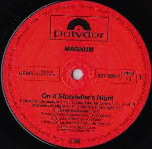 Magnum: On A Storyteller's Night (LP) - Bild 4
