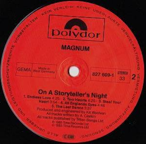 Magnum: On A Storyteller's Night (LP) - Bild 5