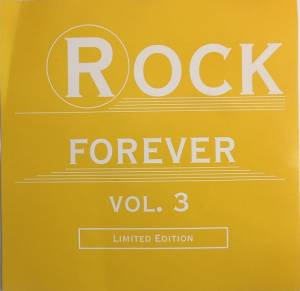 Cover - Point Blank: Rock Forever Vol. 3