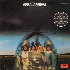 Cover - ABBA: Arrival