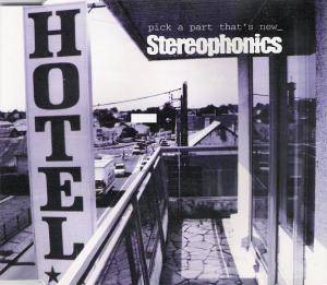 Stereophonics: Pick A Part That's New - Cover