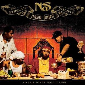 Nas: Street's Disciple - Cover
