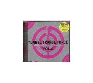 Cover - Extreme Trax: Tunnel Trance Force Vol. 06