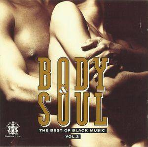 Cover - Juliet Roberts: Body & Soul – The Best Of Black Music Vol. 2