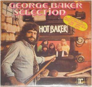 Cover - George Baker Selection: Hot Baker