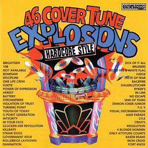 46 Covertune Explosions - Cover