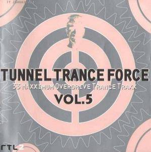Cover - Emperor: Tunnel Trance Force Vol. 05