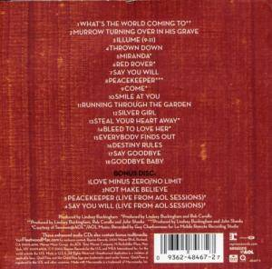 Fleetwood Mac: Say You Will (2-CD) - Bild 2
