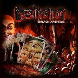 Destruction: Thrash Anthems - Cover