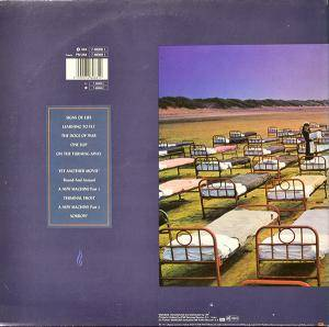 Pink Floyd: A Momentary Lapse Of Reason (LP) - Bild 2