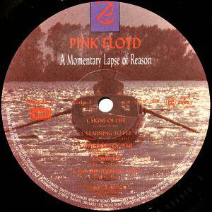 Pink Floyd: A Momentary Lapse Of Reason (LP) - Bild 9