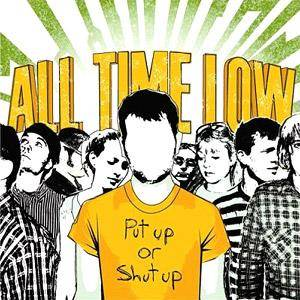 Cover - All Time Low: Put Up Or Shut Up