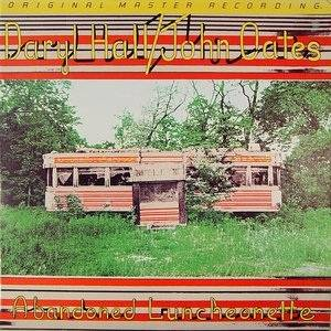 Cover - Daryl Hall & John Oates: Abandoned Luncheonette
