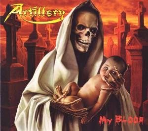 Artillery: My Blood (CD) - Bild 1