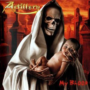 Artillery: My Blood (CD) - Bild 3