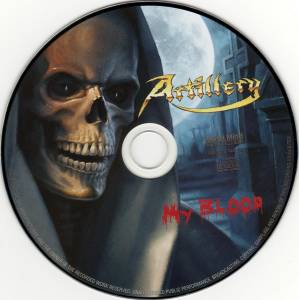 Artillery: My Blood (CD) - Bild 5