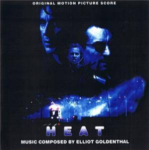 Cover - Elliot Goldenthal: Heat (Expanded)
