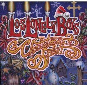 Cover - Los Lonely Boys: Christmas Spirit