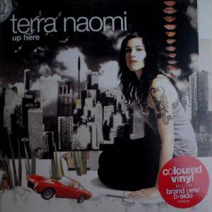 Cover - Terra Naomi: Up Here