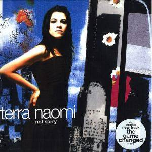 Cover - Terra Naomi: Not Sorry