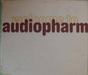 Cover - Capoeira Twins: Welcome To Audiopharm