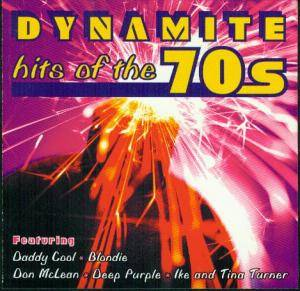 Dynamite - Hits Of The 70's - Cover