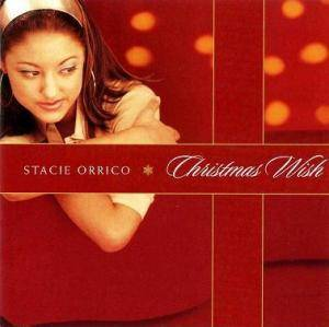 Cover - Stacie Orrico: Christmas Wish