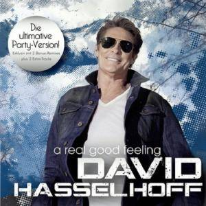 David Hasselhoff: Real Good Feeling, A - Cover