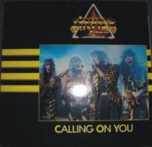 Stryper: Calling On You - Cover