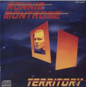 Ronnie Montrose: Territory - Cover