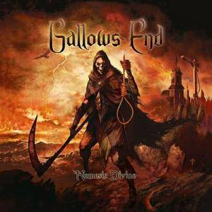 Gallows End: Nemesis Divine - Cover