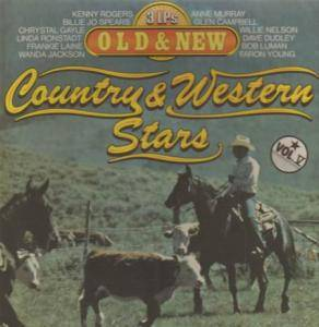 Old & New - Country & Western Stars Vol.V - Cover