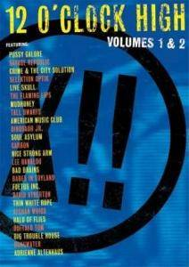 12 O'Clock High - Volumes 1 & 2 - Cover