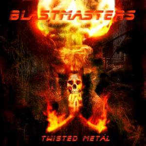 Cover - Blastmasters: Twisted Metal