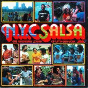 Cover - Orchestra Harlow: New York City Salsa - The Incendiary Sound Of Latin New York