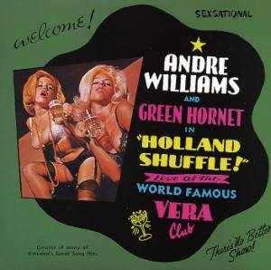 Cover - Andre Williams: & Green Hornet In Holland Shuffle