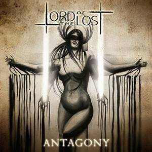 Cover - Lord Of The Lost: Antagony