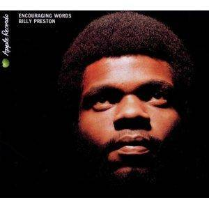 Cover - Billy Preston: Encouraging Words