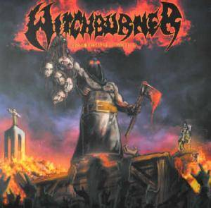Witchburner: Lissabon Live Lunatics - Cover