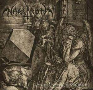 Nargaroth: Spectral Visions Of Mental Warfare - Cover