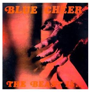 Cover - Blue Cheer: Beast Is Back, The