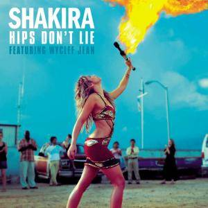 Cover - Shakira & Wyclef Jean: Hips Don't Lie