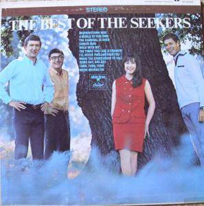 The Seekers: Best Of The Seekers, The - Cover