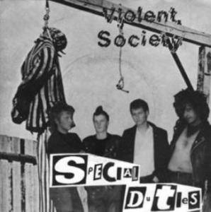 Cover - Special Duties: Violent Society