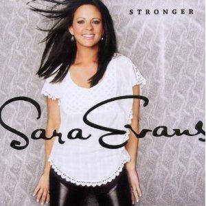 Cover - Sara Evans: Stronger