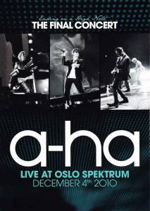a-ha: Ending On A High Note - The Final Concert (DVD) - Bild 1