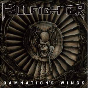 Hellfighter: Damnation's Wings - Cover