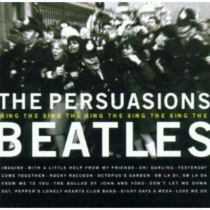Cover - Persuasions, The: Sing The Beatles